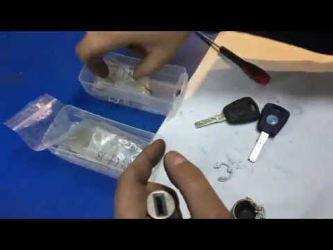 Ремонт Замка зажигания Фиат , FIAT Ignition Lock Repair