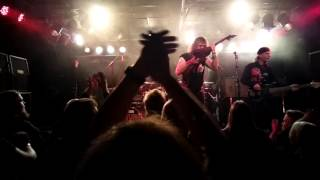 Anvil - Mothra (Live @4.3.2016 Jyväskylä)
