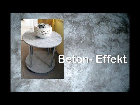 Beton - Effekt - Paste / RuthvonG