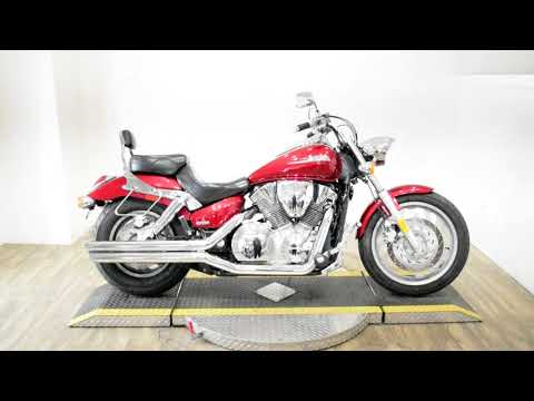 2008 Honda VTX®1300C in Wauconda, Illinois - Video 1