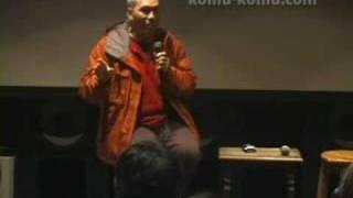 『東京ソーダ水』『tibetronica』を巡ってモーリー・ロバートソンさんトーク2