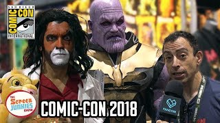Comic-Con 2018 Roundup! Cosplay, Exclusives, & More!