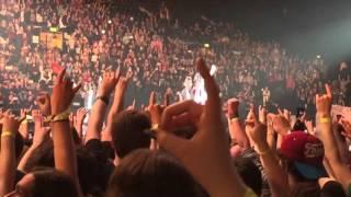 Babymetal Live@Wembley Arena 20160402 Road of Resistance
