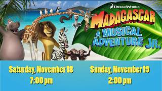 Waiting in the Wings: Madagascar, A Musical Adventure JR.