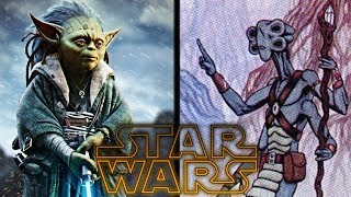 Yoda's Master N'Kata Del Gormo: A Star Wars Story