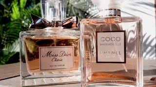 Coco Mademoiselle x Miss Dior: se parecem? | Mandy Francesa
