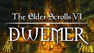 Will the DWEMER Return in ELDER SCROLLS VI? (TES 6 Discussion)