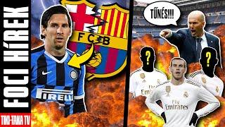 Inter: Lionel Messi érkezőben?? Nagytakarítás Várható A Real Keretében! ► Foci Hírek