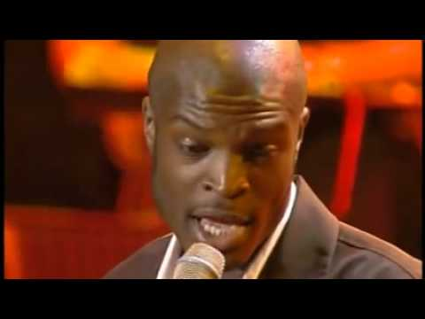 Lynden David Hall - Don't make me over (Live at A Tribute to Burt Bacharach & Hal David) (July 2000)