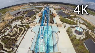 Rollin' Thunder front seat on-ride 4K POV The Park at OWA