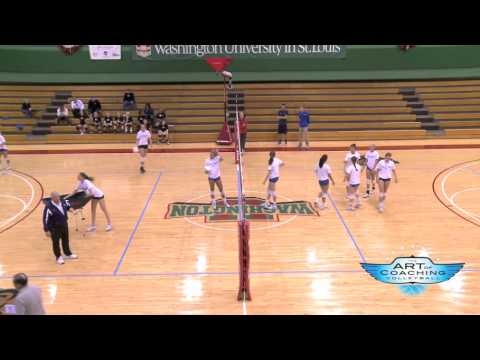 Preview video Volleyball Coverage Drill - Russ Rose