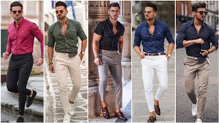 100+ Latest Mens Formal & Semi-Formal Outfits | Mens Formal Dressing Styles | Mens Fashion 2020