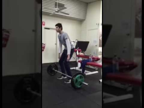Success Story with Personal Trainer Isaac Hall: Chris Pavlis training video