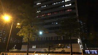 109馬鞍山警署衝突直擊