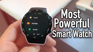 Zeblaze Thor 4 Smartwatch REVIEW - 4G, 1.39