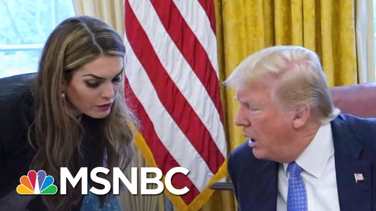 Donald Trump Jr.-Russia Meeting Explanation Reportedly Under Scrutiny | The Last Word | MSNBC thumbnail