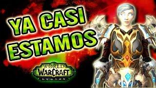 World of Warcraft   YA CASI ESTAMOS!