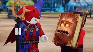 The Battle for Knighton - LEGO NEXO KNIGHTS - Webisode 1