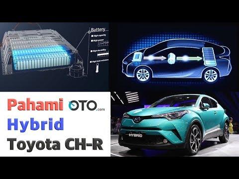 Pahami Hybrid Toyota CH-R I OTO.com