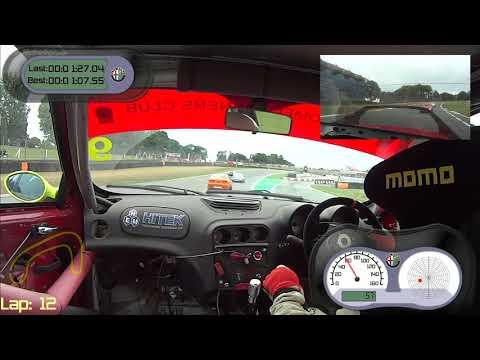 Brands Hatch 2020 – Race 2 – Richard Ford