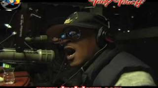 KRS-One, Buckshot, and Tony Touch Freestyle - Part 1