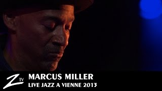 Marcus Miller & Keziah Jones - I'll Be There, Come Together - LIVE HD