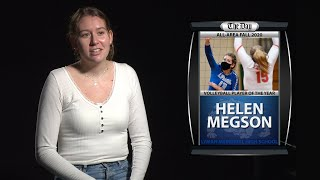 Helen Megson - All-Area Volleyball Player of the Year