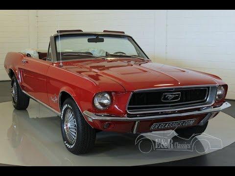 Video of '68 Mustang - LSBU