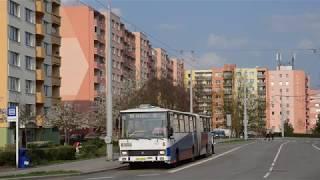 České Budějovice, odjezd Karosy B741 #127
