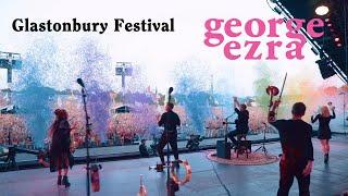 George Ezra At Glastonbury Festival