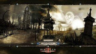Disciples II (макс. сложность/жезловик) - Орды Нежити #2