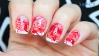 The Worst Nail Art Catastrophes