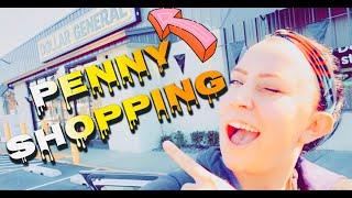 A HEALTHY Serving of PENNIES! | 90% off Summer Clearance & Couponing Overage! | PENNY SHOPPING @ DG
