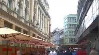 preview picture of video 'SARAJEVO Old Town Centar I BiH'