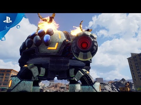 Earth Defense Force: Iron Rain - Release Date | PS4 thumbnail