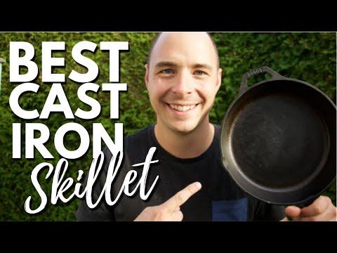Best Cast Iron Skillet? Lodge Cast Iron Skillet review