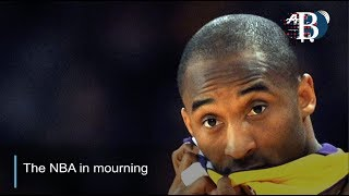 NBA legend Kobe Bryant died on Sunday when a helicopter he was