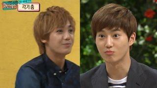 【TVPP】SUHO,Baekhyun(EXO) - Speed Quiz with Mir, 수호,백현(엑소) - 미르와 스피드 퀴즈 @ Three Turns