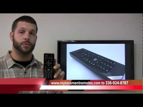 VIZIO VUR10 Bluetooth TV Remote Control