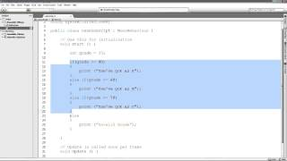 Live Training 10 Feb 2014 - Scripting Primer an QA Part 3