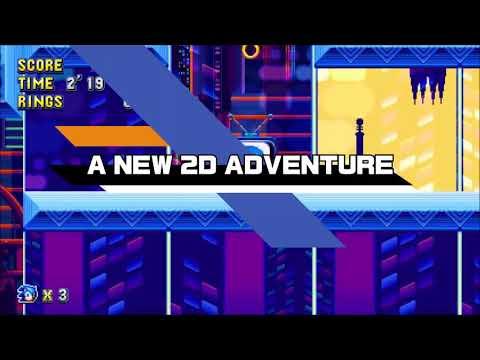 Видео № 1 из игры Sonic Mania Plus (Б/У) [PS4]