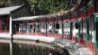 Video : China : The beautiful Tranquil Heart Studio, XiangShan Park 香山公园 - video