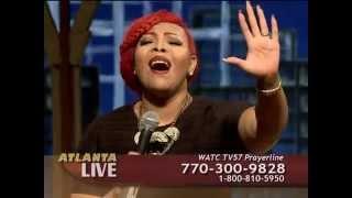 "Alexis Spight ""All The Glory"" on Atlanta Live"