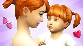 THE SIMS 4 : TODDLERS UPDATE
