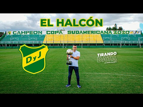 """""""El Halcon"""", el documental que cuenta la historia de Defensa y Justicia"""
