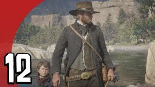 TRAIN ROBBERS (Red Dead Redemption 2 #12)