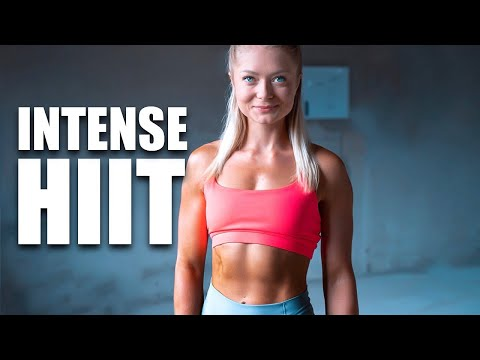 40 MIN CROSSFIT® DUMBBELL WORKOUT | HIIT AT HOME OR ...