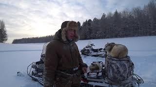 Какой снегоход лучше для охоты и рыбалки