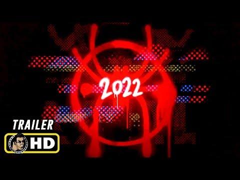 SPIDER-MAN: INTO THE SPIDER-VERSE 2 (2022) Sequel Announcement Teaser [HD]
