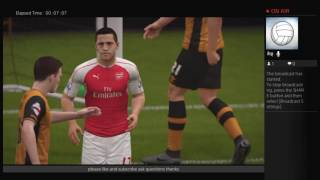 HULL CITY V ARSENAL PREMIER LEAGUE LIVE SCORE PREDICTION FREE FULL MATCH HD AFC HCFC FIFA 17